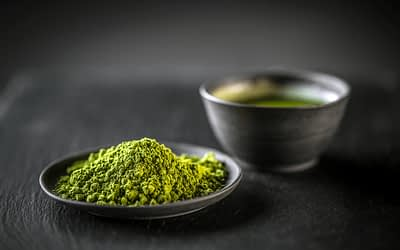 Treating Acne with Green Tea